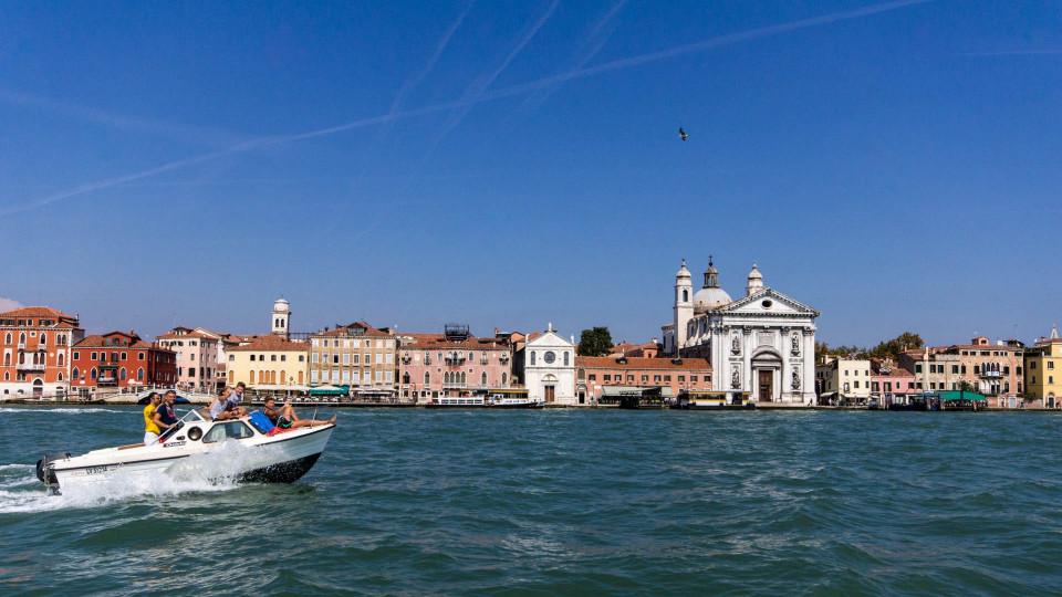 24 Stunden Venedig: Samstag 13:05 Uhr