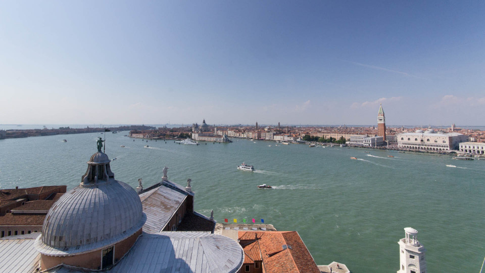 24 Stunden Venedig: Samstag 16:23 Uhr