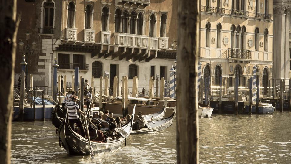 24 Stunden Venedig: Samstag 17:44 Uhr
