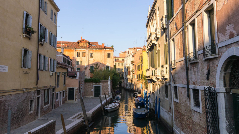24 Stunden Venedig: Samstag 18:06 Uhr