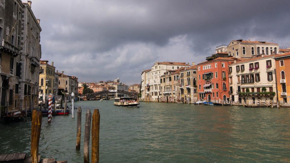 24 Stunden Venedig: Sonntag 11:12 Uhr
