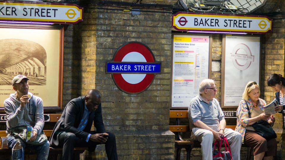 Auf der Suche nach Sherlock Holmes