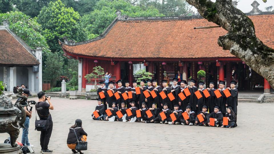 Hanoi im Schnelldurchgang (und dann ab in die Berge)