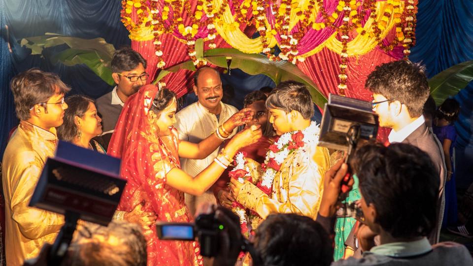 Hochzeit: Tag 1 -2. Teil