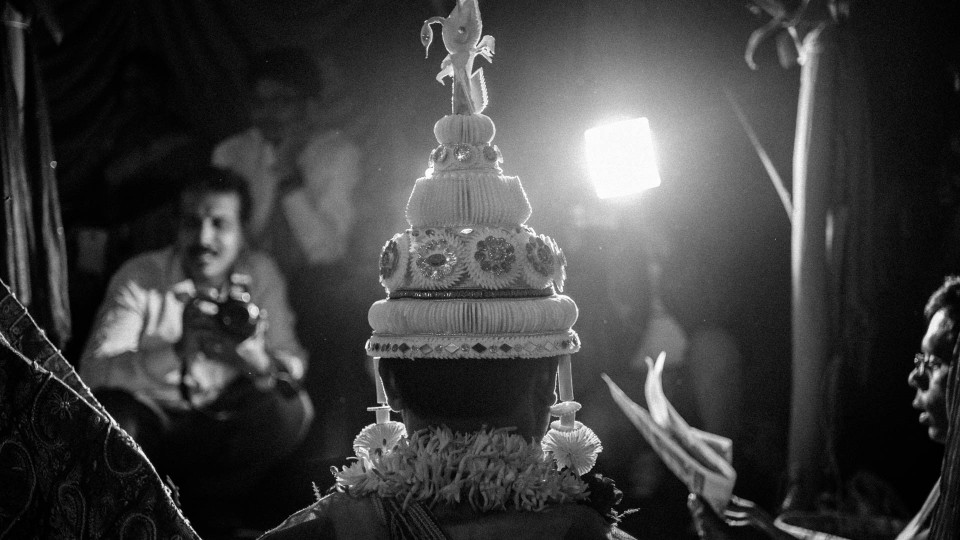 Hochzeit: Tag 1 -3. Teil