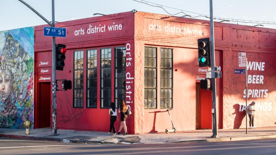 L.A. - Ein Nachmittag im Arts District (4/8)