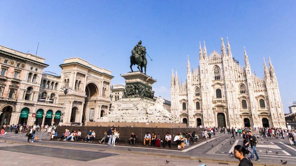 Letzte Etappe der Italienrundreise: Mailand