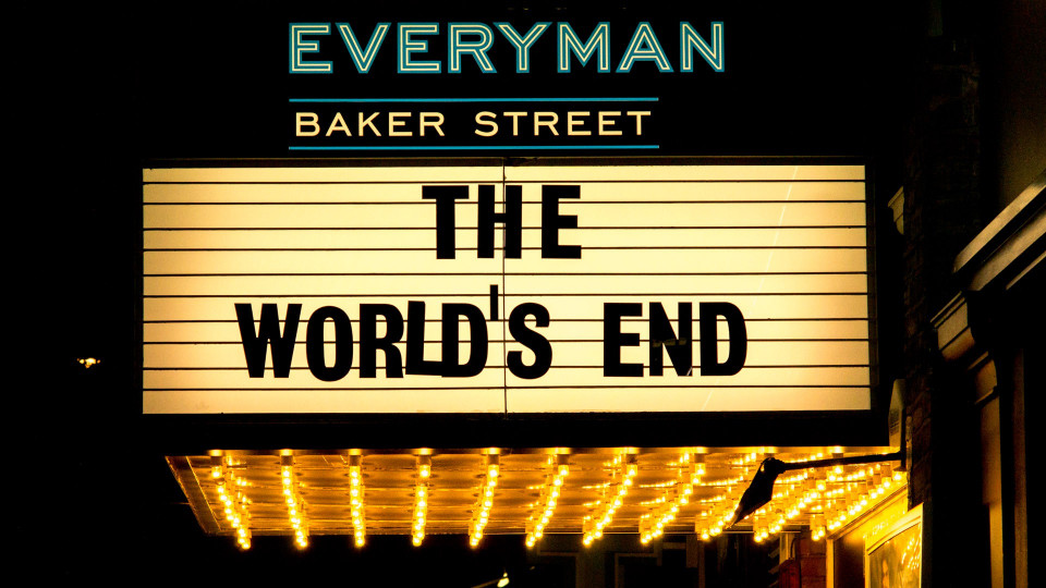 The world´s end...