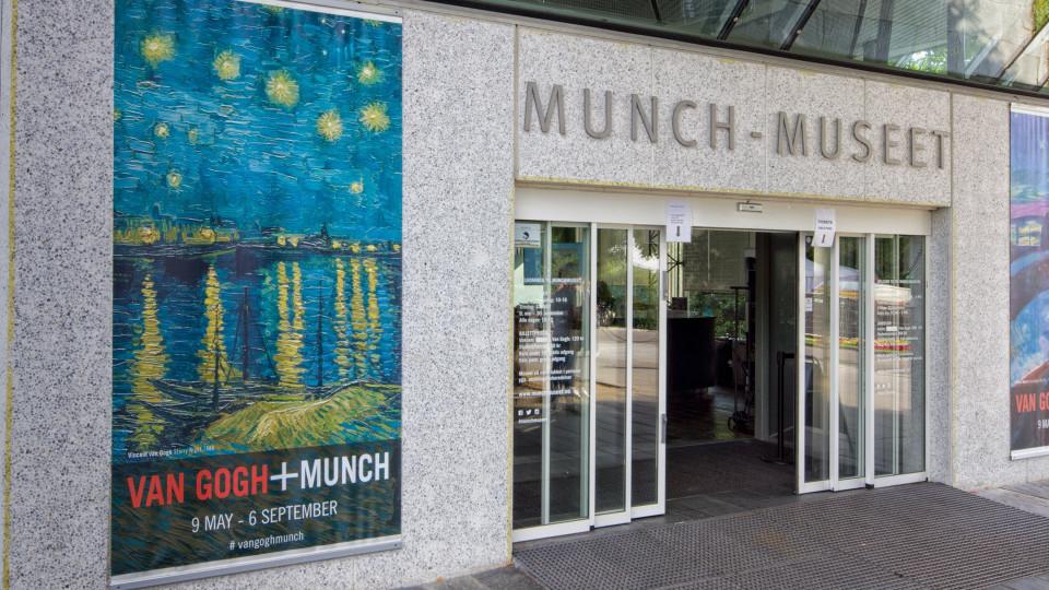 van Gogh+Munch