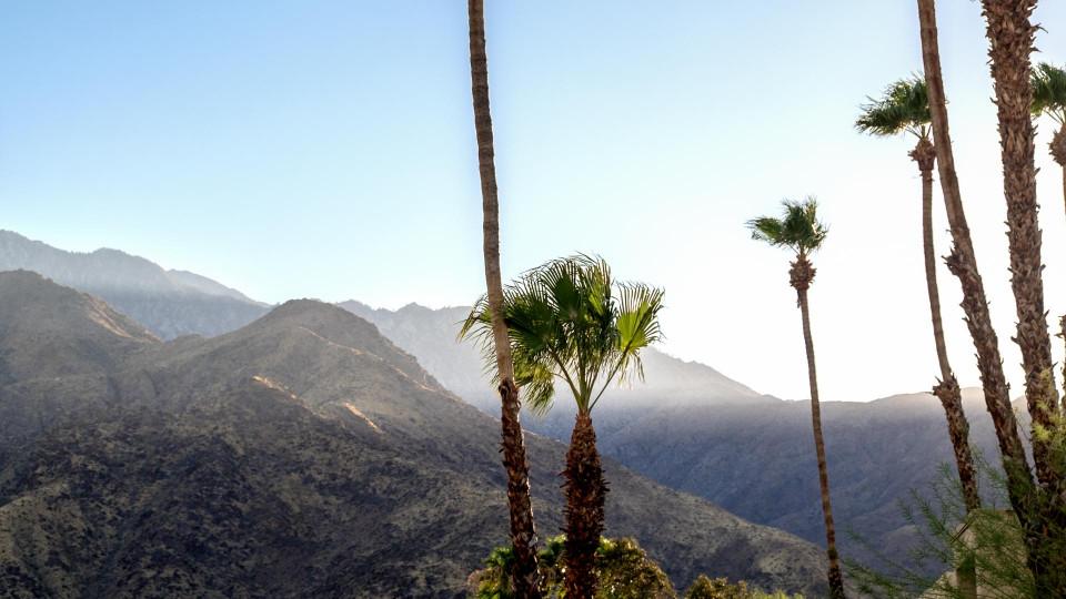vorletzter Halt: Palm Springs