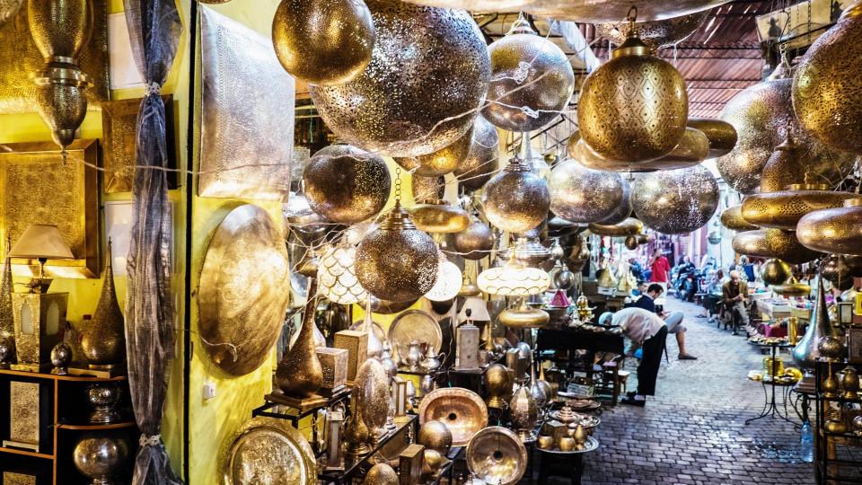 Zurück nach Marrakech